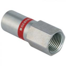 Dækvinkel Rustfri 15mm-1/2