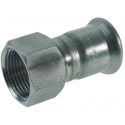 Kobberrør 10-0,8mm Hårde