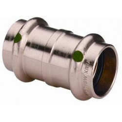 Tee 15-1/2-15mm muffe/muffe