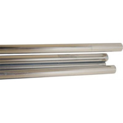 Kobberrør Forkromet 10-0,8mm