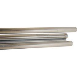 Kobberrør Forkromet 12-1,0mm