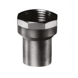 Lodde Overgangsmuffe 1/2-12mm