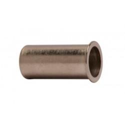 Skydemuffe 15mm kobber