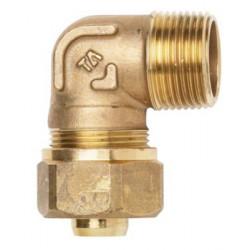 Ta Kompression Vinkel 3/4-22mm