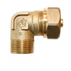 Ta Kompression Vinkel 3/4-20mm