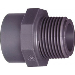 PVC Overgang 1.1/4-40mm