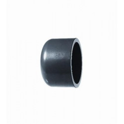 PVC Slutmuffe 40mm