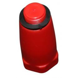 Afpropningsnippel-rød