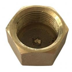 Altech 3/4 slutmuffe, bronze