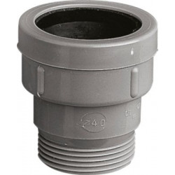 Overgangsnippel 1.1/4-40mm