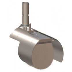 Rottespærre 200mm Tx11 beton