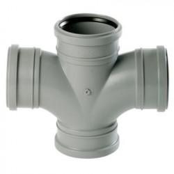 PP kloakrør 110x500mm SN4