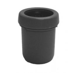 PP kloakrør 110x1000mm SN4