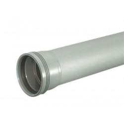 HC PP rør med muffe 110x500mm