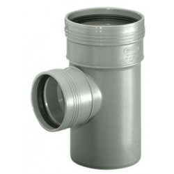 PP kloakrør 110x3000mm SN8