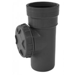 Drænrør 58-50mm 50m rll.