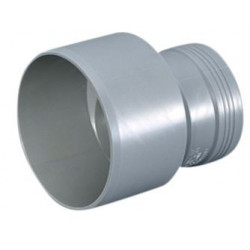 Drænrør 128-113mm 50m rll.